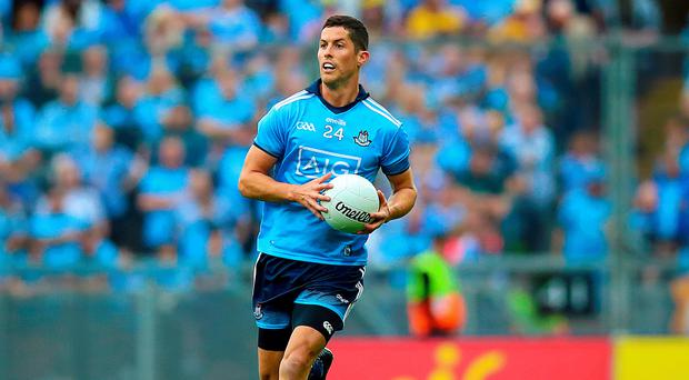 On form: Patrick Durcan will have a key role for Mayo