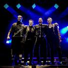 Boyzone perform at Feile in the Falls Park, west Belfast on August 10th 2019 (Photo by Kevin Scott for Boyzone)