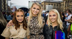 11 Aug 2019 - Music fans out to see Gerry Cinnamon at CHSq. (Liam McBurney/RAZORPIX)