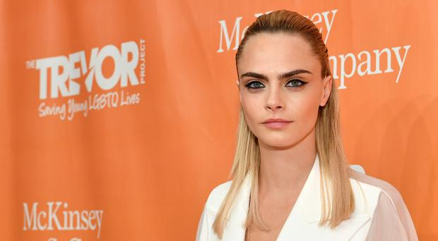 Cara Delevingne (Photo by Dia Dipasupil/Getty Images)