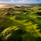 Green for go: Castlerock Golf Club has one of the finest courses in Northern Ireland