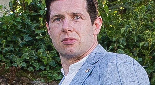 Speaking out: Sean Cavanagh has called for a change of boss