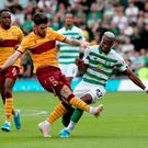 Liam Donnelly has made a stunning start to the new season, playing centre-midfield for Motherwell.