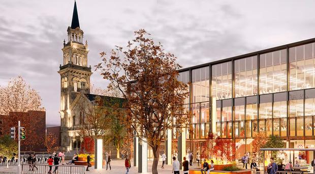 What the new Students' Union could look like
