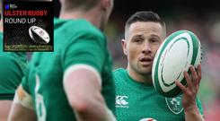 John Cooney is the first surprise release from Ireland's World Cup training squad.