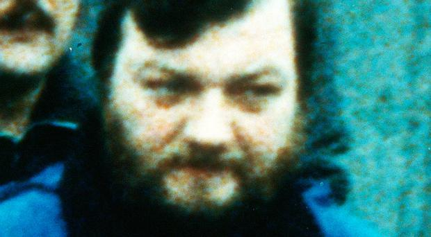 PACEMAKER BELFAST IRA MAN ALEX MURPHY JAILED FOR HIS INVOLVEMENT IN THE MURDER OF THE BRITISH ARMY CORPORALS IN 1988
