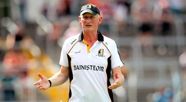 Cap fits: Brian Cody has his eye on more Kilkenny success