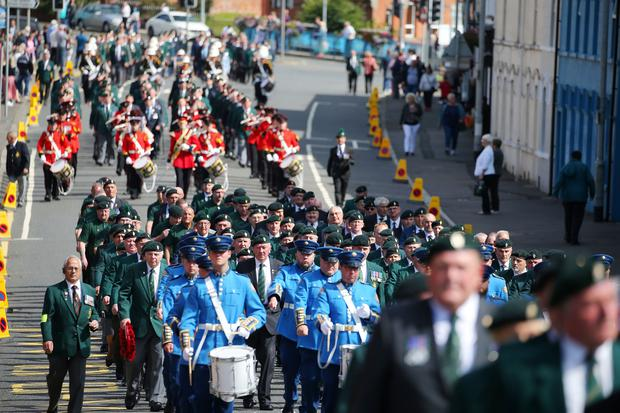 Lisburn marks 50 year anniversary of Operation Banner Picture by Jonathan Porter/PressEye