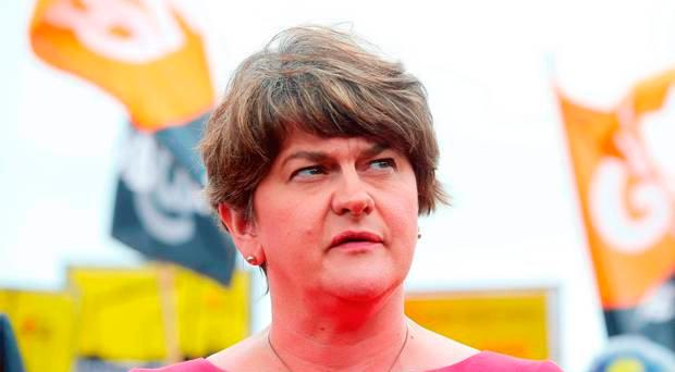 Discussions: Arlene Foster