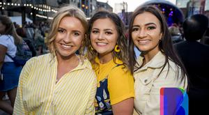 17 Aug 2019 - Music fans out to see Ryan McMullan at CHSq. (Liam McBurney/RAZORPIX)