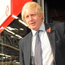 Visit: Boris Johnson at firm in 2011