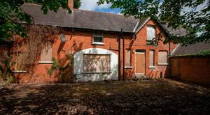 The Coach House in south Belfast is on the market for £325k