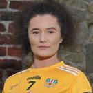 Title aim: Antrim skipper Saoirse Tennyson is ready
