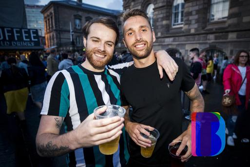 21 Aug 2019 - Music fans out to see Jess Glynne at CHSq. (Liam McBurney/RAZORPIX)