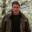 Seasoned performer: Gerard Butler in Angel Has Fallen