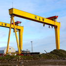 H&W's cranes could have been dismantled if the company had been closed down the 1990s