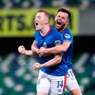 Linfield's Shayne Lavery will be included in Michael O'Neill's next Northern Ireland squad.