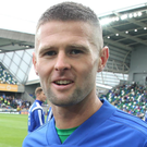 Saying farewell: Oliver Norwood
