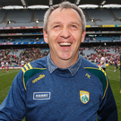 Odds against: Peter Keane will hope everything falls Kerry's way