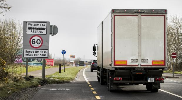 There are about 20,000 cross-border traders on the island of Ireland (Liam McBurney/PA)