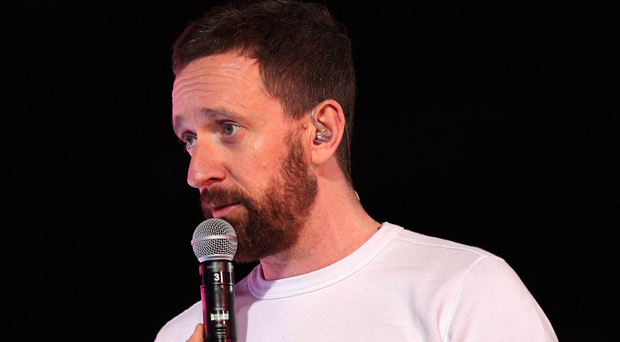 New role: Sir Bradley Wiggins