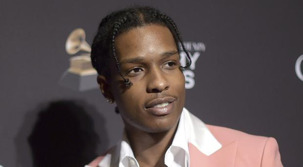 ASAP Rocky (Richard Shotwell/Invision/AP)