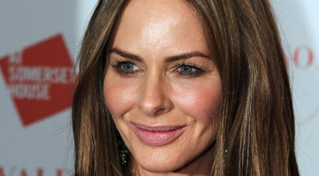 Trinny Woodall (Photo by Eamonn McCormack/Getty Images)
