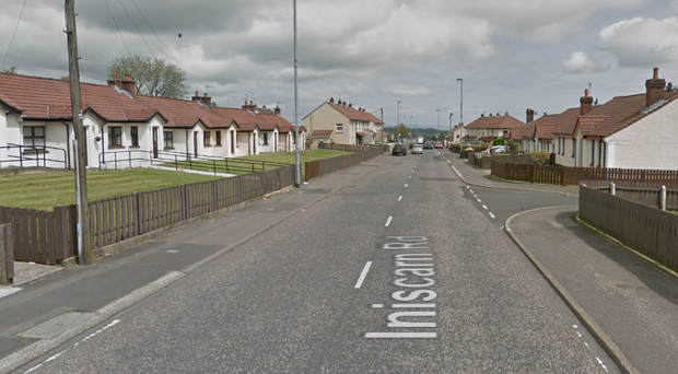 Two teenagers have been treated in hospital for injuries received in paramilitary-style assaults on Iniscarn Road.