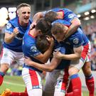 Linfield enjoyed a European run that the chairman says is up there with their 1967 trip to the quarter-finals