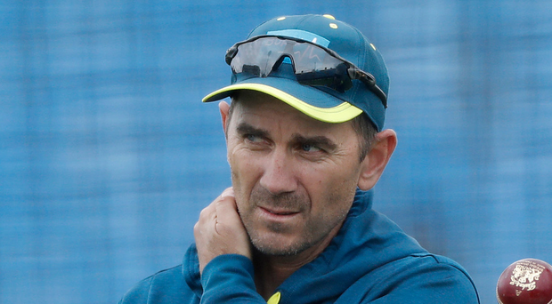 Sore point: Justin Langer felt like The Ashes had been stolen