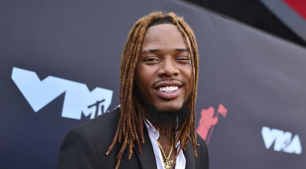 Fetty Wap performed at the MTV Video Music Awards last week (Photo by Charles Sykes/Invision/AP)