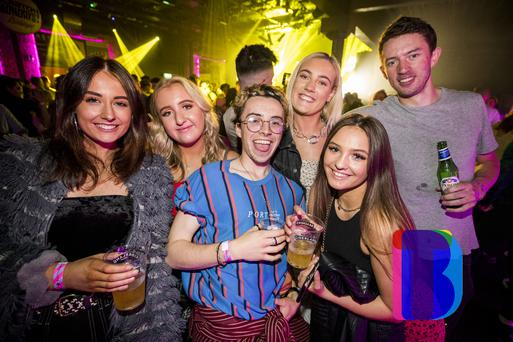 02 Sept 2019 People out at the Limelight for Scratch Mondays (Liam McBurney/RAZORPIX)