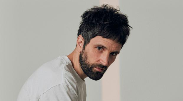 Flying solo: Serge Pizzorno's debut album is out now