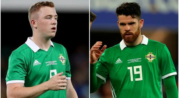 Shayne Lavery and Liam Donnelly impressed as substitutes for Northern Ireland against Luxembourg.