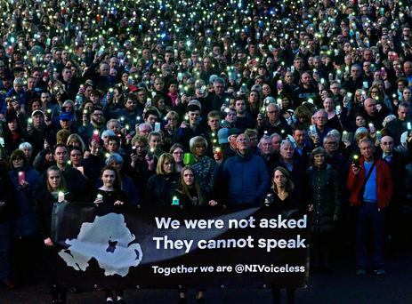 NI Voiceless says there is no support in Northern Ireland for the plan to allow access to abortion in the region.