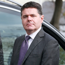 Irish finance minister Paschal Donohoe has some big decisions to make