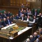 MPs hold protest in the Commons.