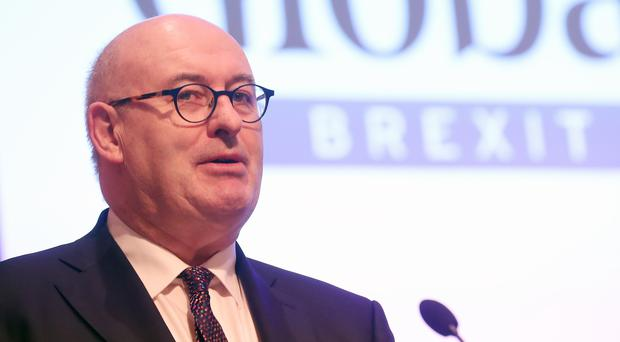Phil Hogan has been nominated as the EU's next trade commissioner (PA)