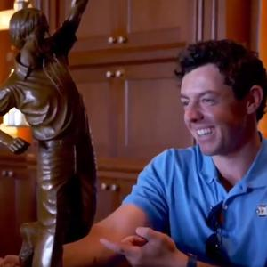 Rory McIlroy was surprised to be voted the PGA Tour's 2019 Player of the Year by his fellow players.