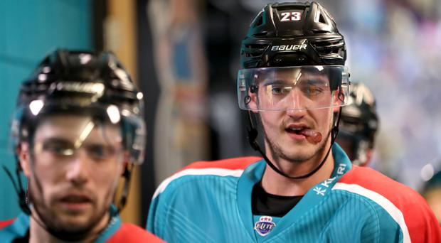 Belfast Giants defenceman Paul Swindlehurst (William Cherry/Presseye)