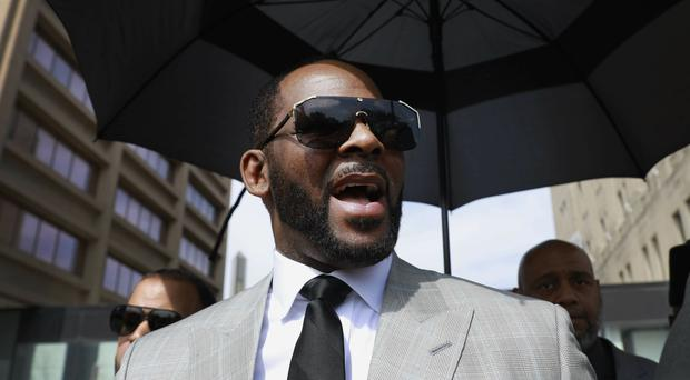 R Kelly faces previously filed federal and state charges in New York and Chicago (Amr Alfiky/AP)