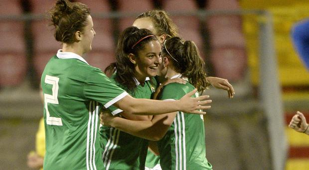 Louise McDaniel is the latest Northern Ireland player to move to England.
