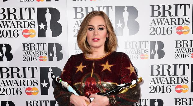 Adele has cited 'irreconcilable differences' in her divorce from husband Simon Konecki, legal papers reveal (Ian West/PA Wire )