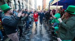 Culture Night 2018 got the people of Belfast on their feet for a whole host of performances