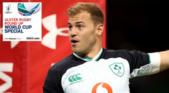 Will Addison is on standby as injuries hit Ireland's World Cup panel.