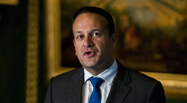 Leo Varadkar said he was horrified by the attack (Liam McBurney/PA)