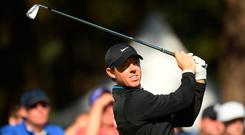 Rory McIlroy's promising start at Wentworth quickly turned sour.