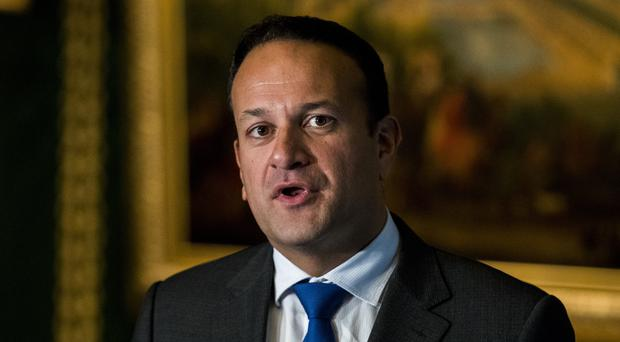 Irish Premier Leo Varadkar and British Prime Minister Boris Johnson are due to attend the upcoming UN Climate Action Summit in New York (Liam McBurney/PA)