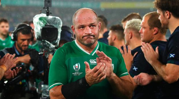 Rory Best impressed in Ireland's opening game against Scotland.