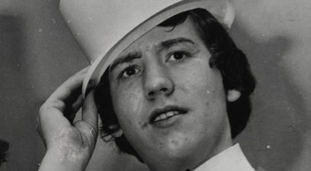 Columba McVeigh was murdered and secretly buried by the IRA in 1975 (Handout/PA)
